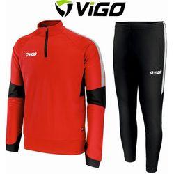 Dres treningowy attack pro czerwony marki Vigo