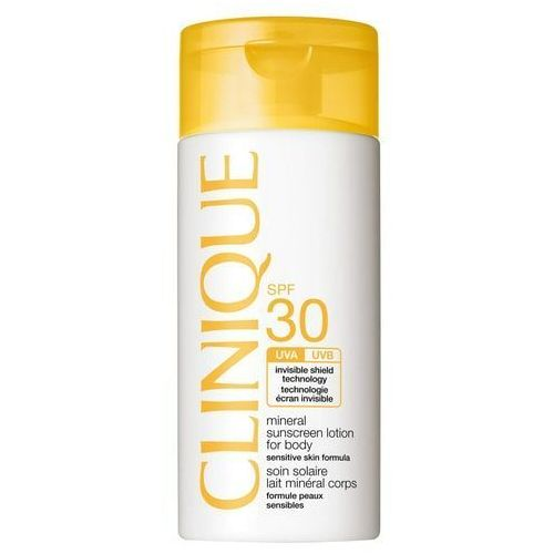 SPF 30 Mineral Sunscreen Lotion For Body - balsam do opalania