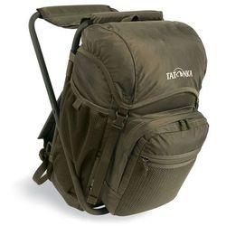 Tatonka Krzesełko wędkarskie Plecak, oliwkowy 2021 Plecaki codzienne (4013236234145)
