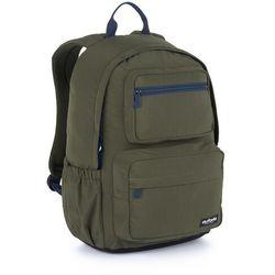 Plecak miejski w kolorze khaki Topgal FINE 21052 B, kolor zielony